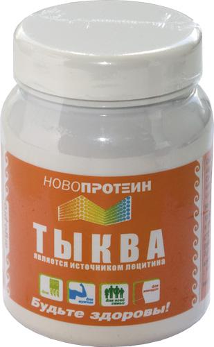 Смесь белковая «НовоПротеин» тыква, 180 г