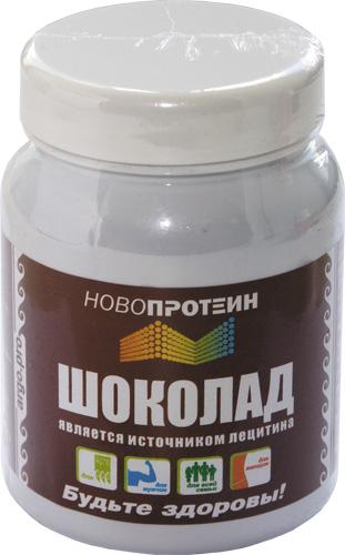 Смесь белковая «НовоПротеин» шоколад, 180 г