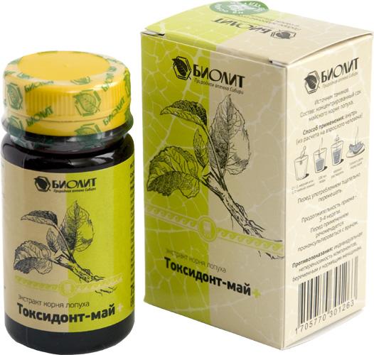 Токсидонт-май, жидкость, 75 мл