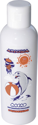 Масло противовоспалительное с шиповником «Аргоша», 150 мл