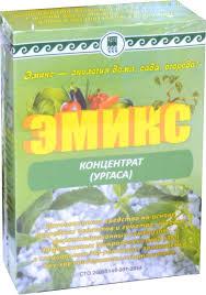 Подкормка для растений сухая «ЭМИКС», 150 г