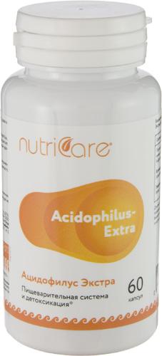 Ацидофилус-Экстра, капсулы, 60 шт
