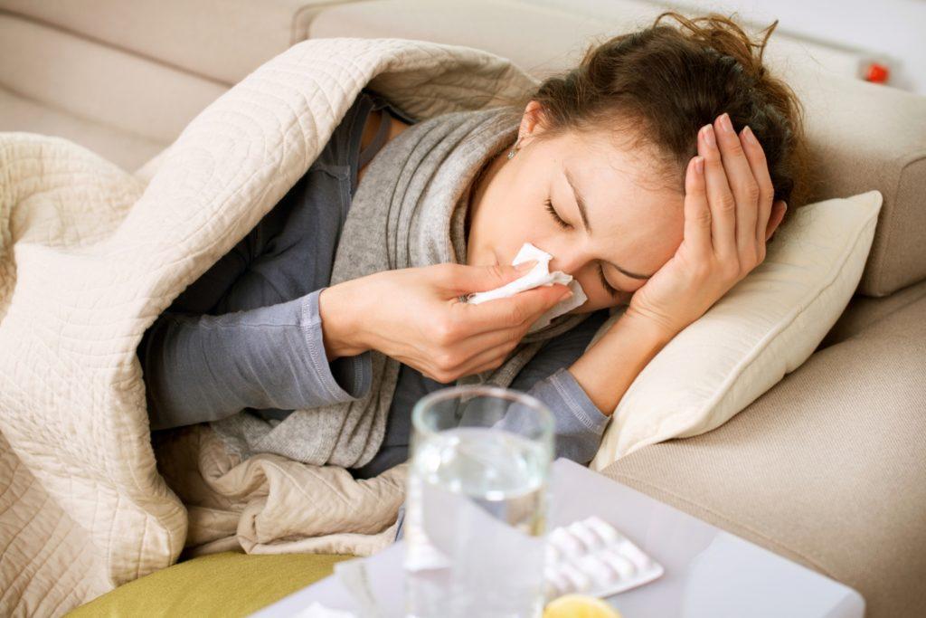 Профилактика ОРВИ и других простудных заболеваний вместе с продукцией АРГО